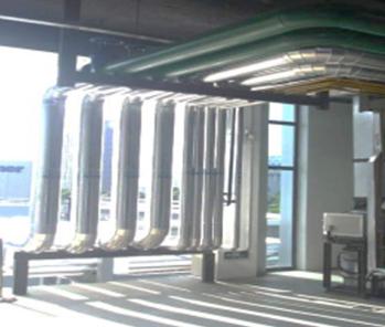 博格华纳宁波工厂发动机试验室