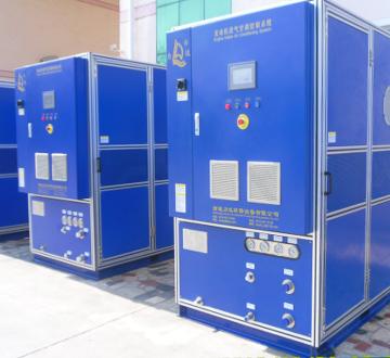 CAC系列发动机进气空调系统
