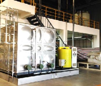 北京福田康明斯集装箱式发动机台架、中央空调系统和台架尾气处理系统